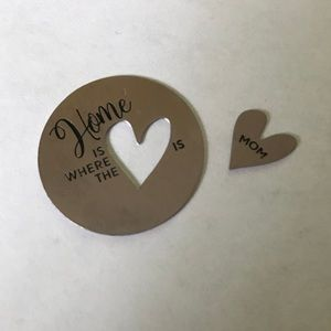 Origami Owl Home Plate